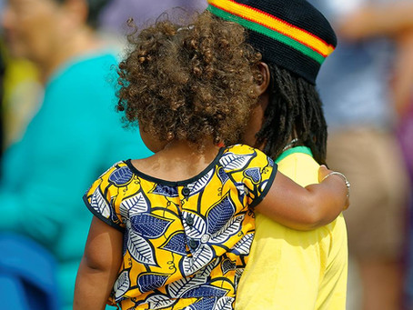 Family fun Jamaican festival style