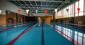 Тёплый бассейн для фридайвинга на сеере Петербурга