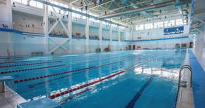 Бассейн МУСЦ, в котором прохадят базовые курсы и регулярные тренировки по фридайвингу