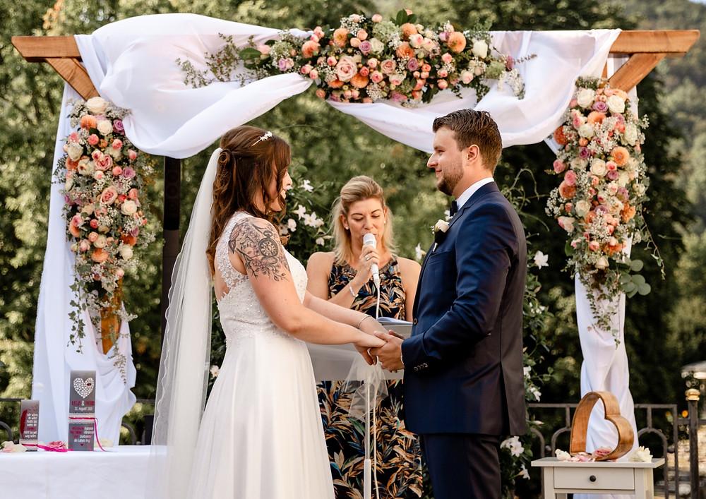 Hochzeit, Freie Trauung, Ulm, Stuttgart, Merklingen, Baden-Württemberg