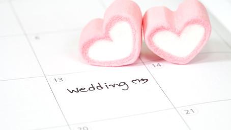 Wann sollen wir heiraten? Mit diesen Tipps findet Ihr das perfekte Datum für Eure Hochzeit!