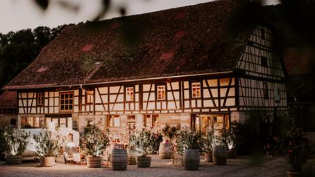 Die schönsten Hochzeitslocations in Baden-Württemberg