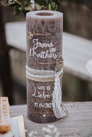 Traukerze Hochzeitskerze grau.jpg
