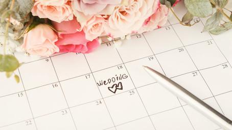 Hochzeit absagen oder verschieben? Die wichtigsten Infos & Tipps!