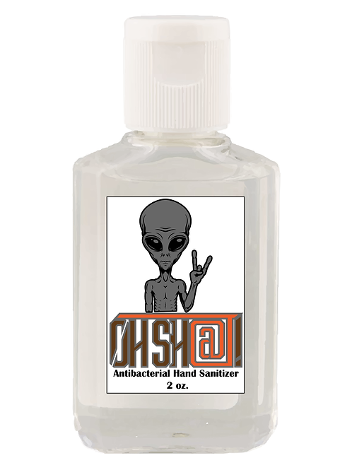 Hand Sanitizer - Rock On! Alien