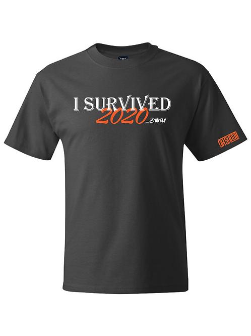 I Survived 2020.... Barely