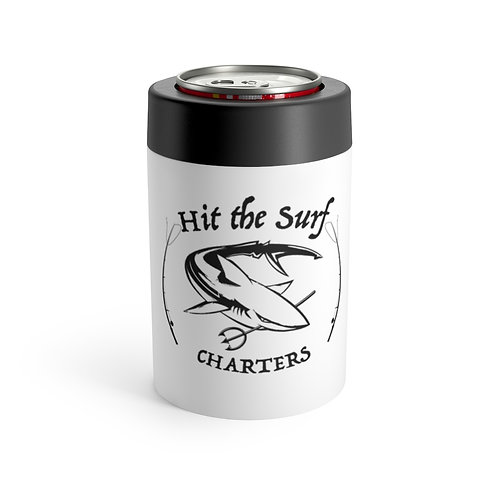Hit the Surf Charters Can Holder