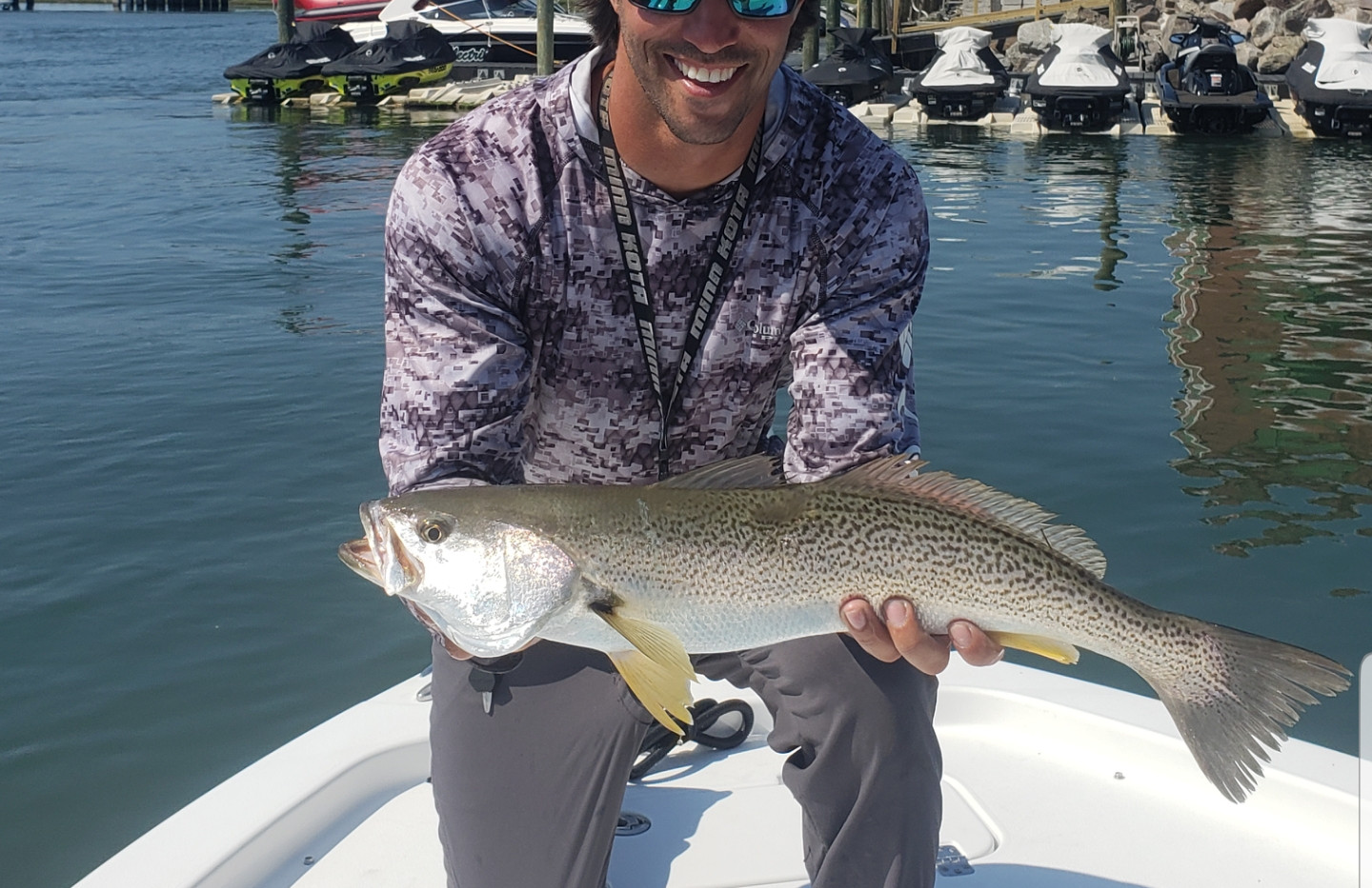 Hit the Surf Charters Back Bay Fishing Charters