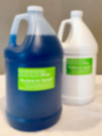 1-gallon body care products