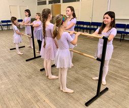 Level 2 Ballet