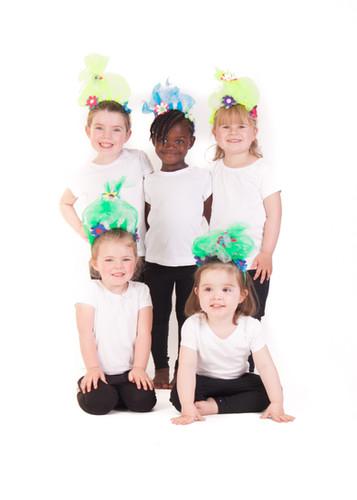 Mini Dancers