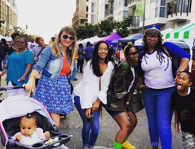 Another weekend, another Bay Area Festival #ArtAndSoulFestival #Oakland #BayExplorers #HaveFun #PlayAllDay #GetAwayFromYourTV #GetOutside #G