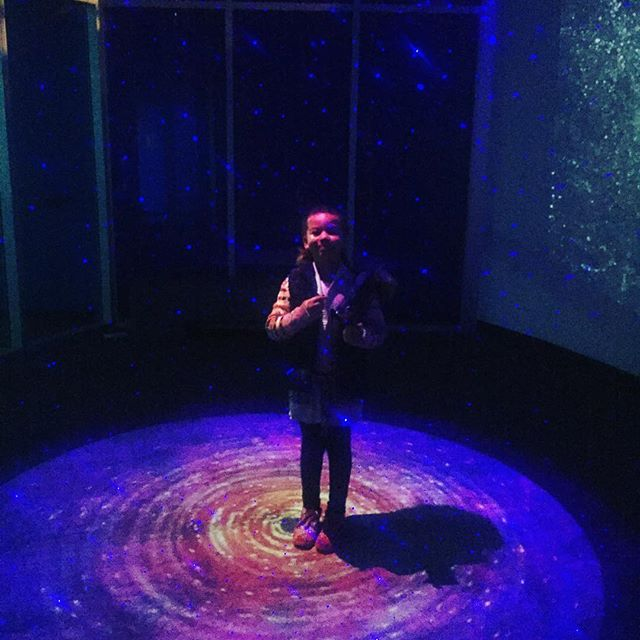 Lost in space at Chabot Space and Science Center #Oakland #ChabotSpaceAndScienceCenter #BayExplorers #WhatToDoWithKids #LostInSpace #PartOfT