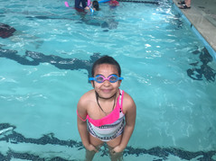 Swimming In Winter? Yes please!