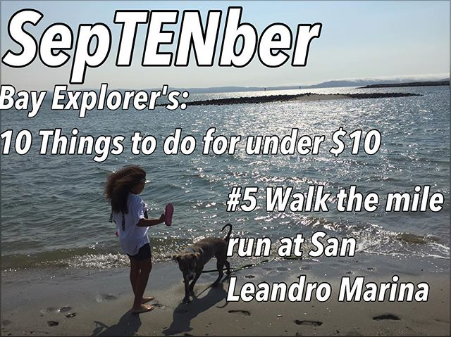 Coming to the end of SepTENber, the count down continues 10 Things To Do With Your Kids Under $10..