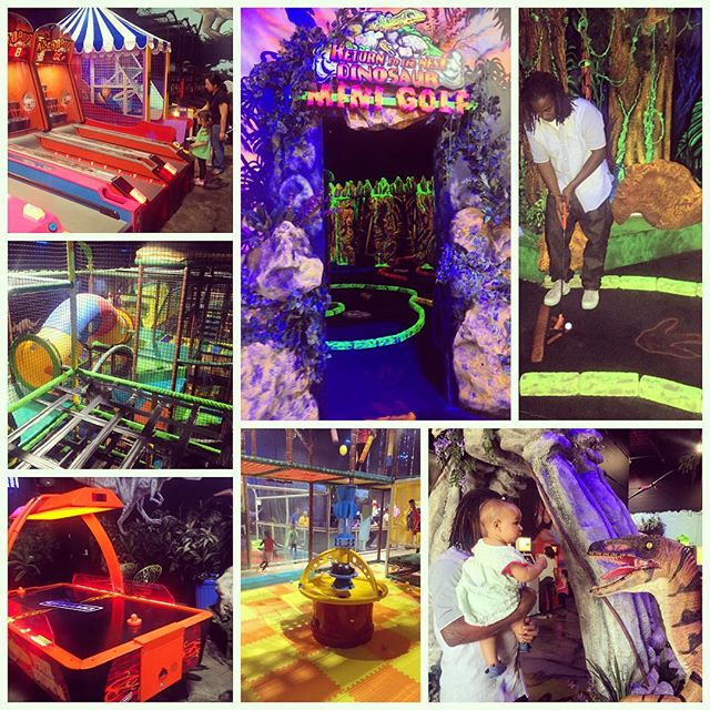 Literally hours of fun can be had with the combination of activities #LostWorld #Livermore #BayExplorers #BayArea #MomLife #KidsFun #Playtim