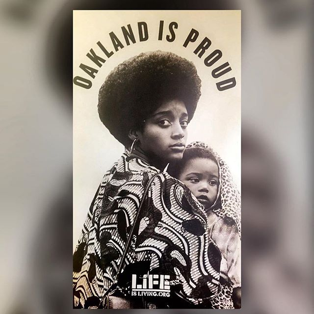 Life is Living festival was 🔥 this past Saturday, Commemorating the 50 year celebration of the Black Panther Party✊🏾 For more fun ideas on w