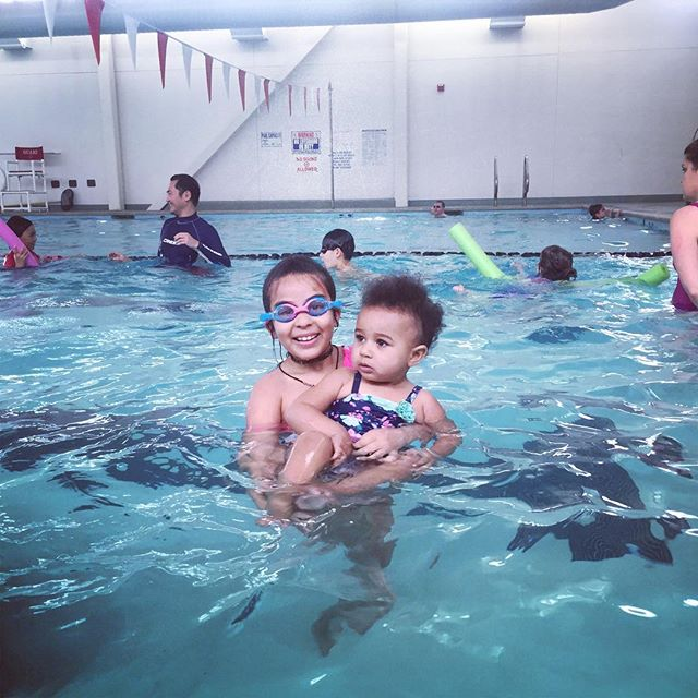 Swimming in winter- yup! Try Albany Aquatic Center