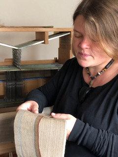 Helen Fry Weaving