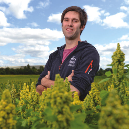 The British Quinoa Company