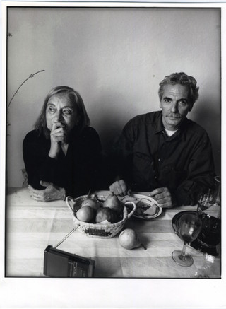 Angela Ricci Lucchi and Yervant Gianikian
