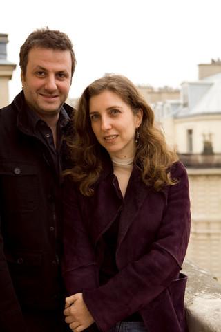 Joana Hadjithomas and Khalil Joreige
