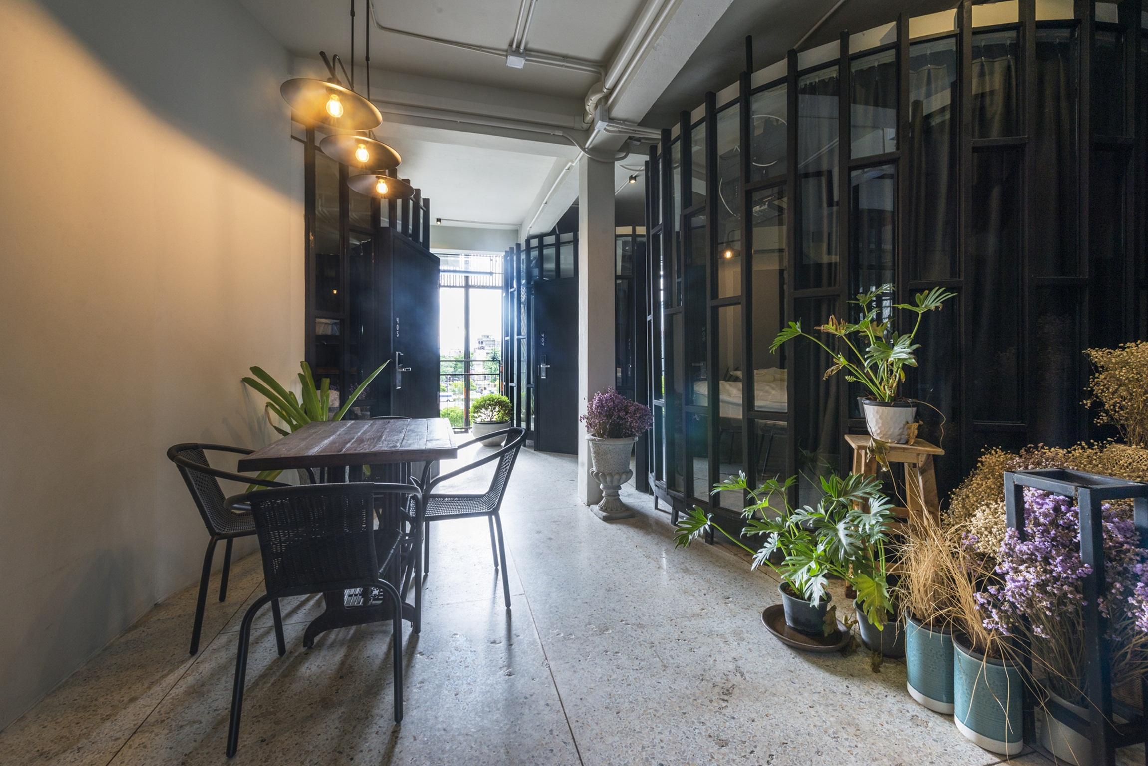 Chingcha Hostel Private_common area