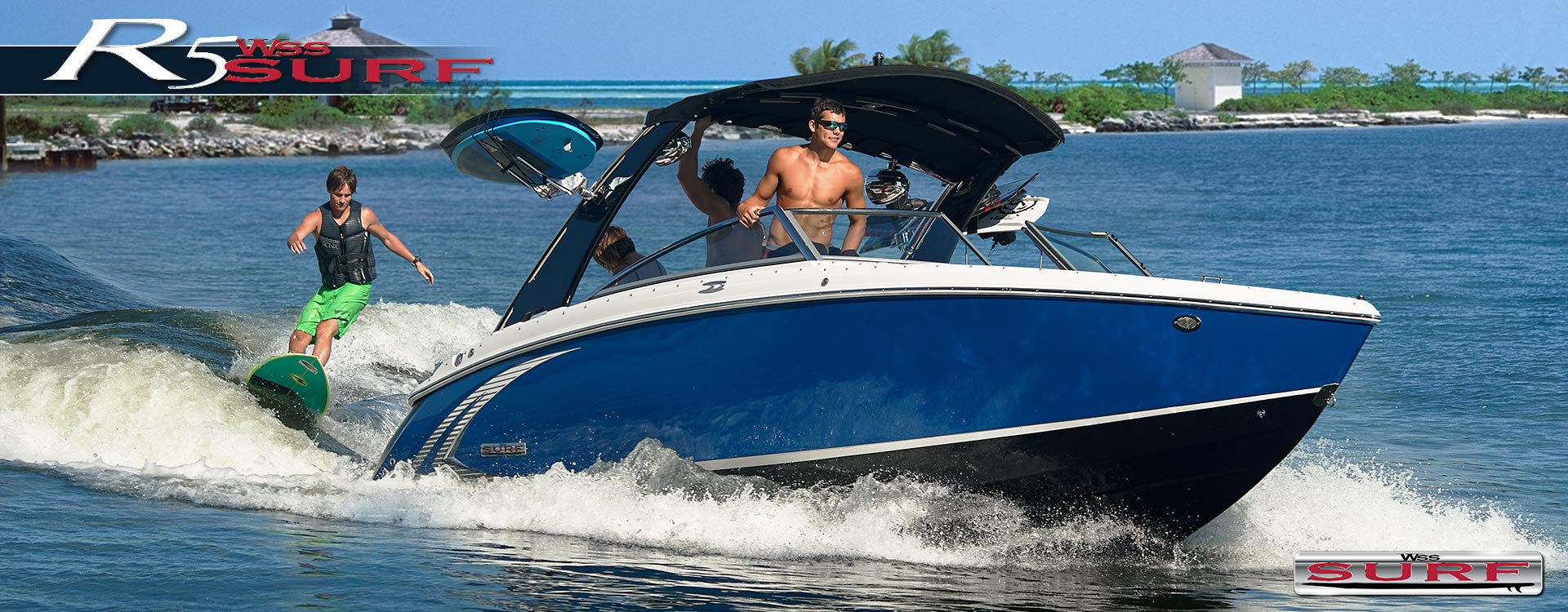 Cobalt CR5 Boat Charter