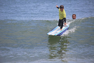 Surfing Anna Maria Island