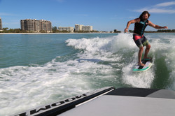 Wakesurfing Global Boarding Water Sports