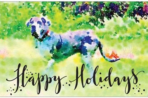 """Calibur"" Christmas Card Set of 5"