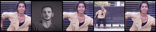 Yaniv Cohen's roof page for all his activities. choreographer, dancer, photographer