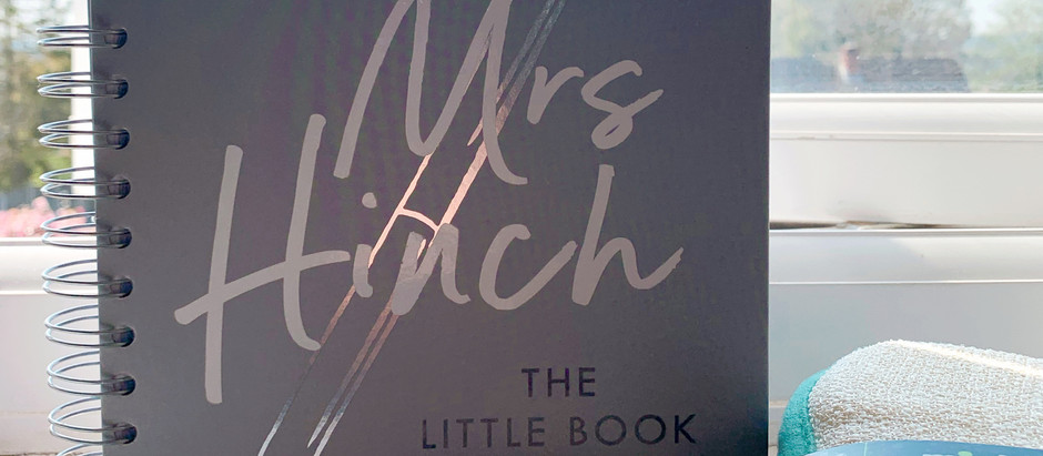 Mrs Hinch - The Little Book Of Lists... Look Inside.