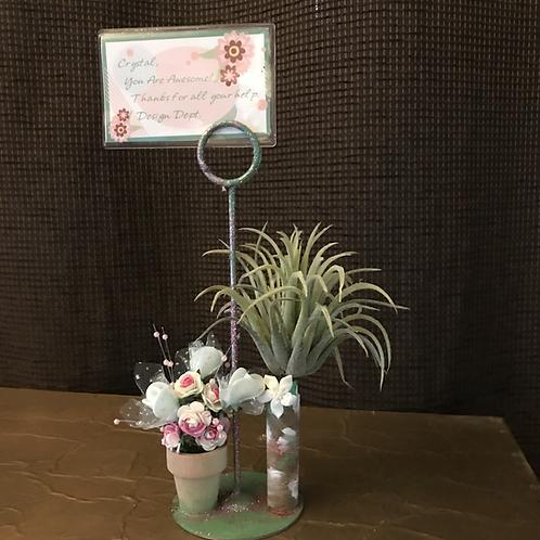 Floral Desk Gift