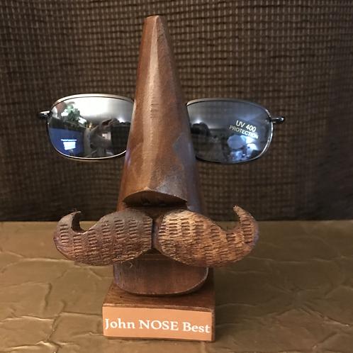 Male Glasses Holder
