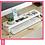 Thumbnail: Desk Organizer Stationery Pen Holder Home Office Keyboard Cover Desktop Storage