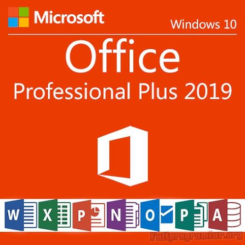 Ms Office 2019 Digital License - Working on Site setup.office.com -