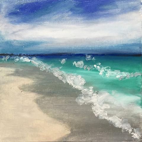 Cuban Seaside