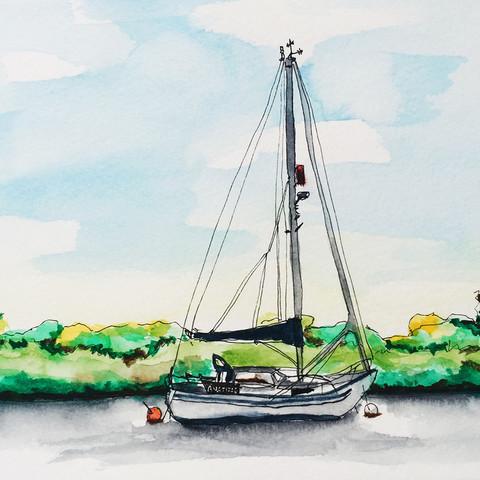 Boat No. 3