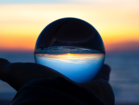 Verhoog creativiteit - Lensball!