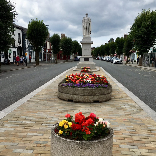 13. Cockermouth Conservation Area, North West