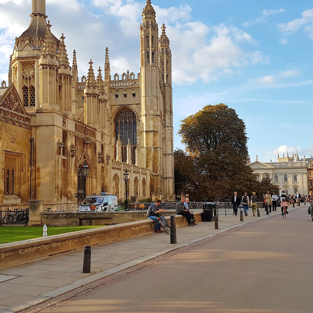 16. Cambridge Conservation Area, East of England