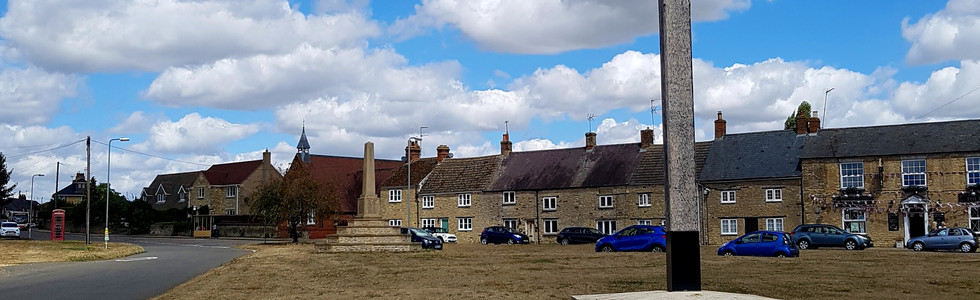 Woodford Conservation Area in Northamptonshire