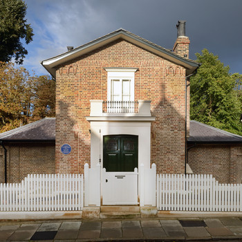 Turner's House,Sandycombe Lodge,Twickenham