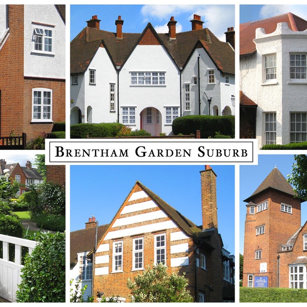 9. Brentham Conservation Area, Greater London