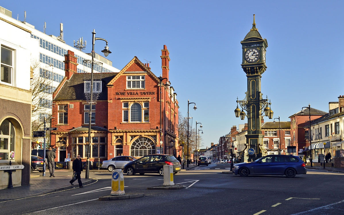 Jewellery Quarter Conservation Area