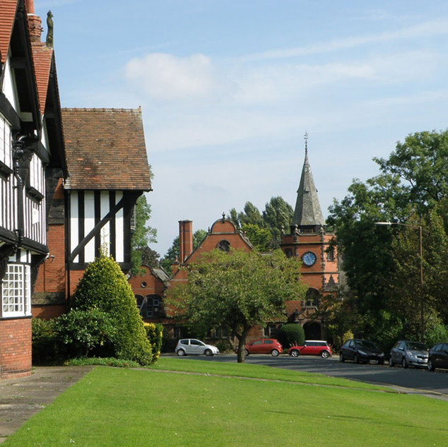 2. Port Sunlight Conservation Area, North West