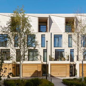 WESTERN TERRACE, BATH RIVERSIDE, BATH  Housing Winner 2017
