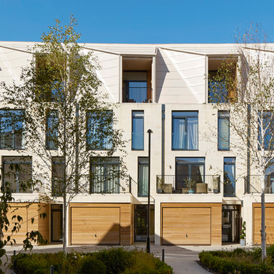 WESTERN TERRACE, BATH RIVERSIDE, BATH  Housing Winner 2017