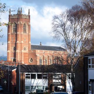 Restoration Winner: All Souls, Bolton 2015
